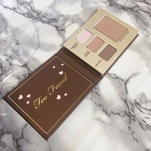 Too Faced Deluxe Size Chocolate Bar Palette